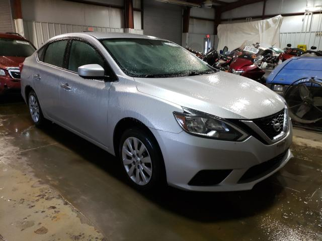 Salvage cars for sale from Copart Chatham, VA: 2017 Nissan Sentra S