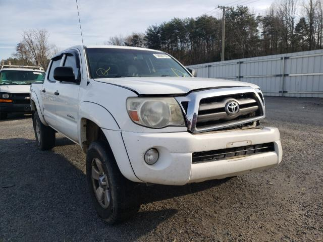 Salvage cars for sale from Copart Fredericksburg, VA: 2010 Toyota Tacoma DOU