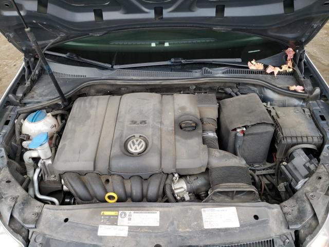 WVWDB7AJ9EW001874 2014 Volkswagen Golf 2.5L