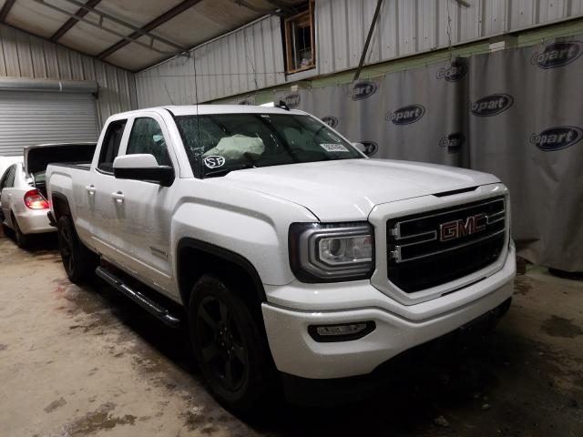 Salvage cars for sale from Copart Tifton, GA: 2016 GMC Sierra C15