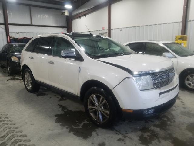 Lincoln MKX salvage cars for sale: 2010 Lincoln MKX