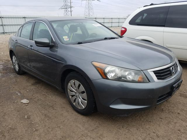 Salvage cars for sale from Copart Elgin, IL: 2009 Honda Accord