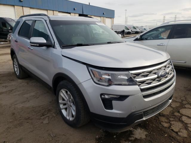 Ford Explorer salvage cars for sale: 2017 Ford Explorer