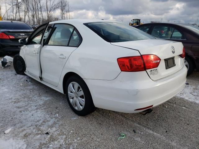 купить 2012 Volkswagen Jetta Se 2.5L 3VWDP7AJ3CM108155