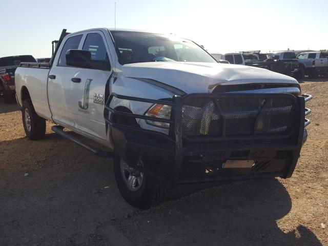 Salvage cars for sale from Copart San Antonio, TX: 2016 Dodge RAM 3500 ST