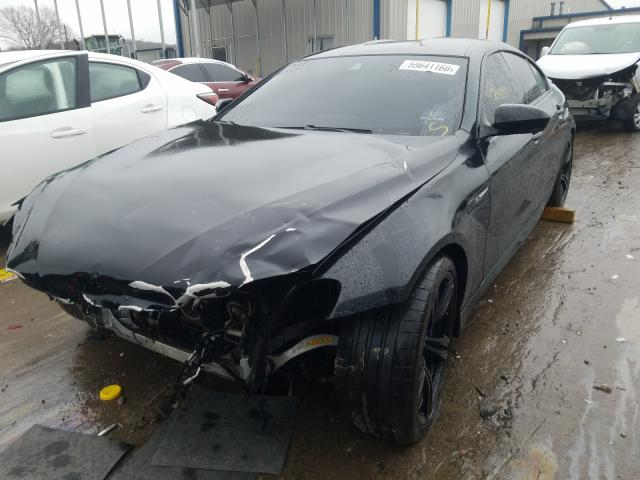 BMW M6 2014 1