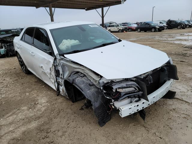 Salvage cars for sale from Copart Temple, TX: 2016 Chrysler 300 S