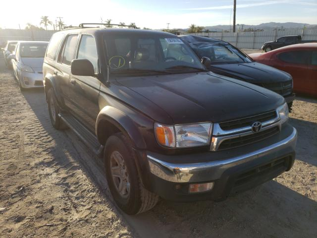 2002 Toyota 4runner for sale in Van Nuys, CA