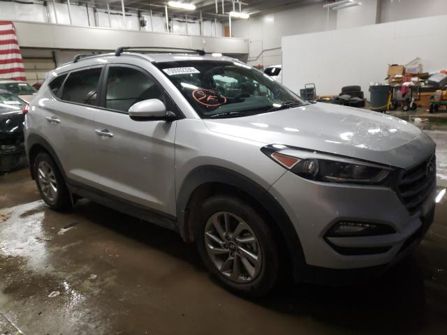 Hyundai salvage cars for sale: 2016 Hyundai Tucson Limited