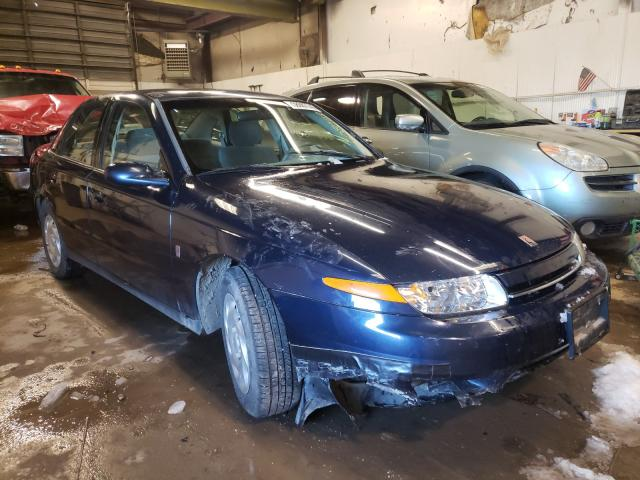 Salvage cars for sale from Copart Casper, WY: 2001 Saturn L200