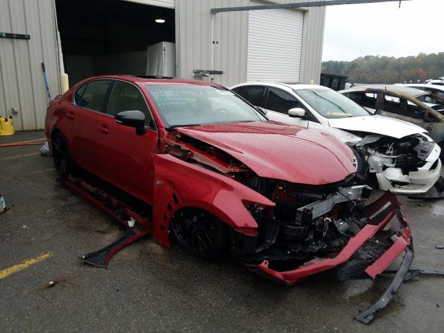 Lexus GS-F salvage cars for sale: 2020 Lexus GS-F
