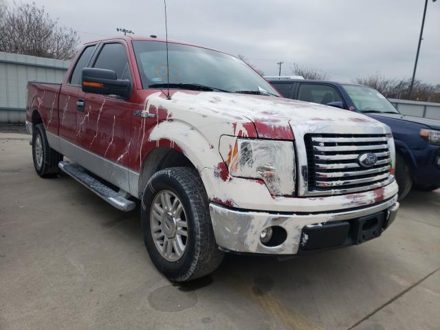 Vehiculos salvage en venta de Copart Wilmer, TX: 2010 Ford F150 Super