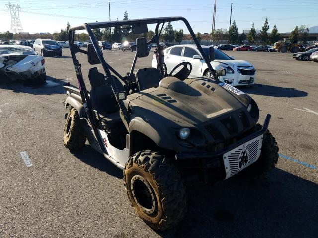 Salvage cars for sale from Copart Rancho Cucamonga, CA: 2006 Yamaha YXR660 F