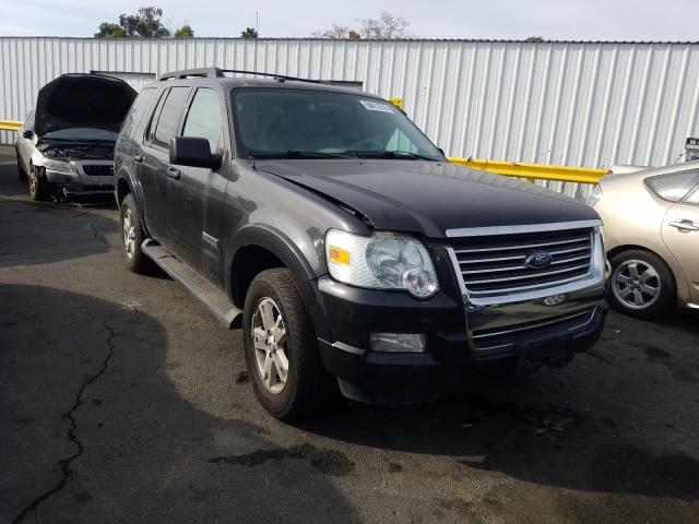 Salvage cars for sale from Copart Vallejo, CA: 2007 Ford Explorer X