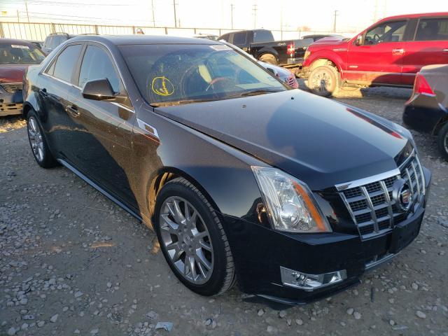 1G6DP5E35C0106660 2012 Cadillac Cts Premiu 3.6L