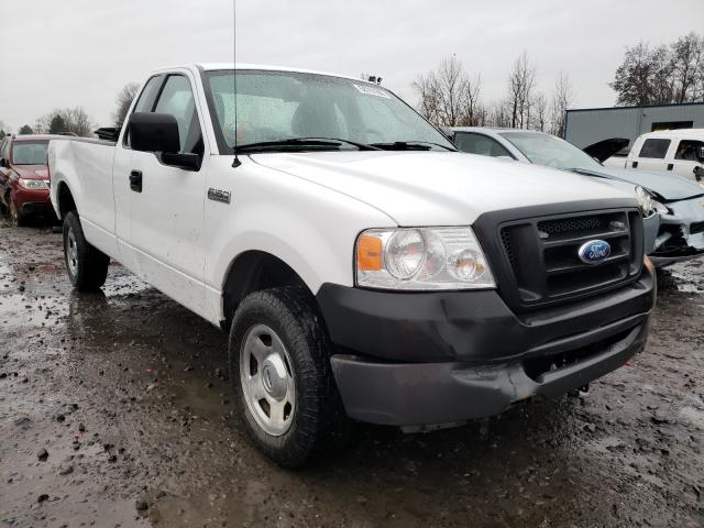 Salvage cars for sale from Copart Portland, OR: 2008 Ford F150
