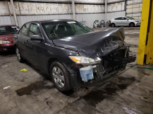 Salvage cars for sale from Copart Woodburn, OR: 2007 Toyota Camry CE