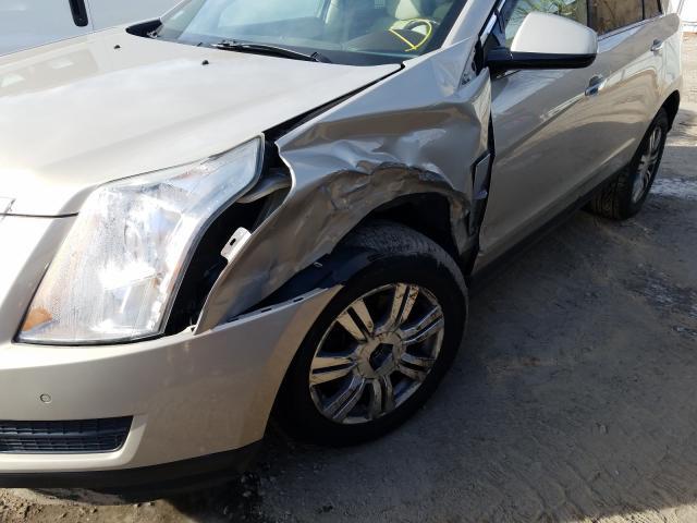 2011 Cadillac SRX | Vin: 3GYFNDEY4BS550034