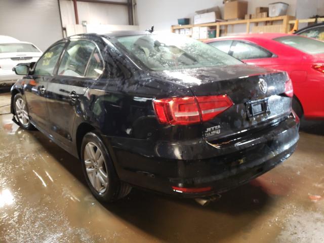 купить 2015 Volkswagen Jetta Base 2  L 3VW1K7AJ8FM353264