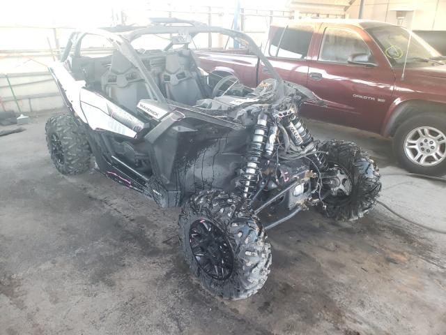 Salvage cars for sale from Copart Anthony, TX: 2020 Can-Am Maverick X