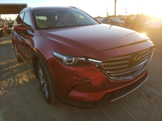 Vehiculos salvage en venta de Copart Los Angeles, CA: 2019 Mazda CX-9 Grand Touring