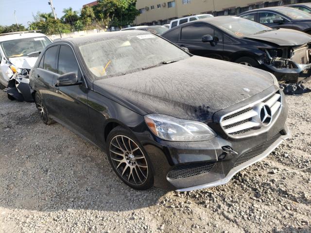2014 Mercedes-Benz E 350 en venta en Opa Locka, FL