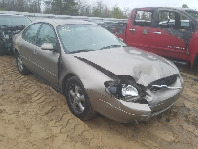 Ford Taurus salvage cars for sale: 2002 Ford Taurus