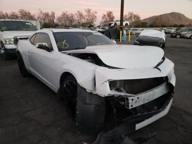 Salvage cars for sale from Copart Colton, CA: 2013 Chevrolet Camaro LS
