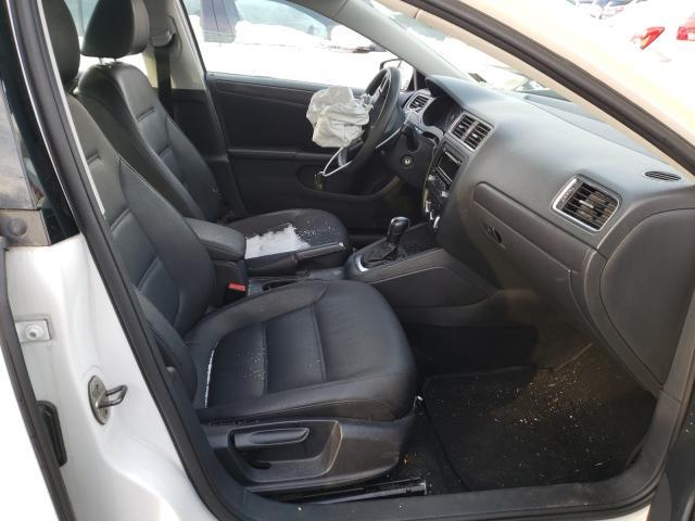 пригнать из сша 2012 Volkswagen Jetta Se 2.5L 3VWDP7AJ3CM108155