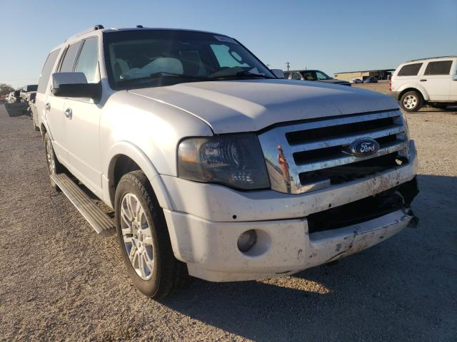 Salvage cars for sale from Copart San Antonio, TX: 2013 Ford Expedition