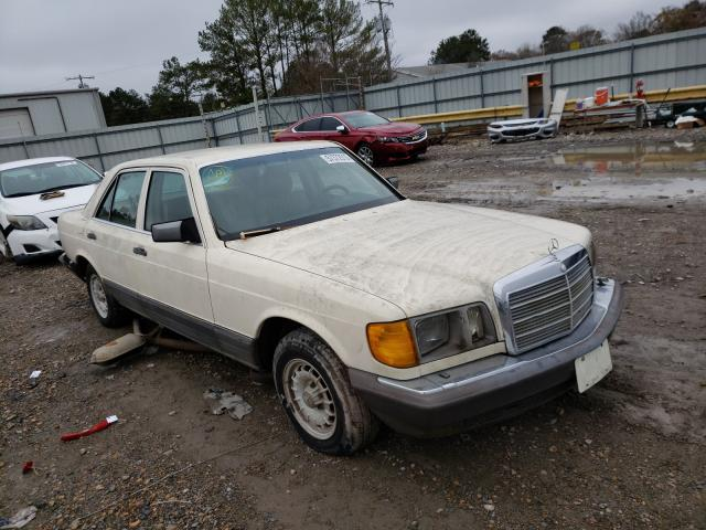 Mercedes-Benz salvage cars for sale: 1984 Mercedes-Benz 300 SD