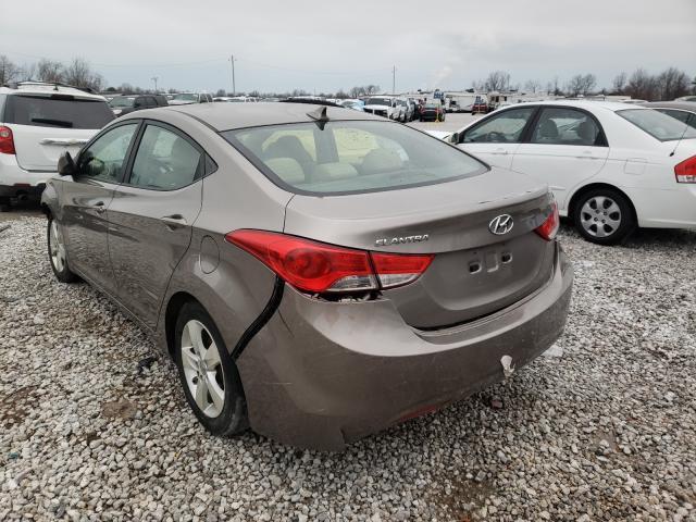 купить 2011 Hyundai Elantra Gl 1.8L 5NPDH4AEXBH015543