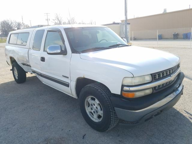 Salvage cars for sale from Copart Bridgeton, MO: 2000 Chevrolet Silverado