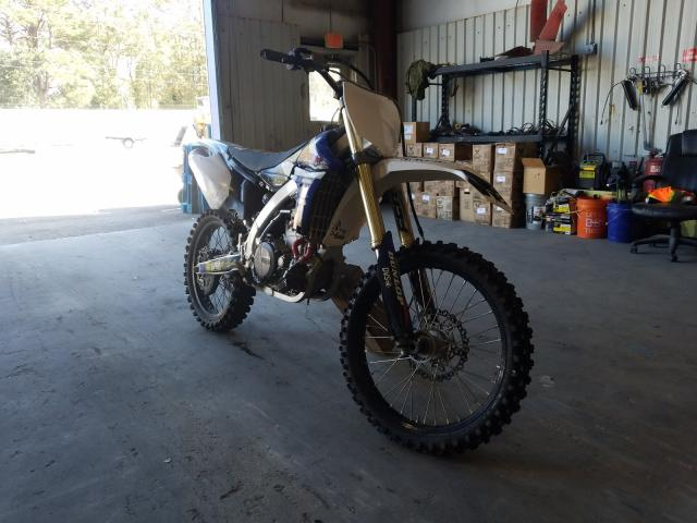 2011 Yamaha YZ450 F for sale in Eight Mile, AL