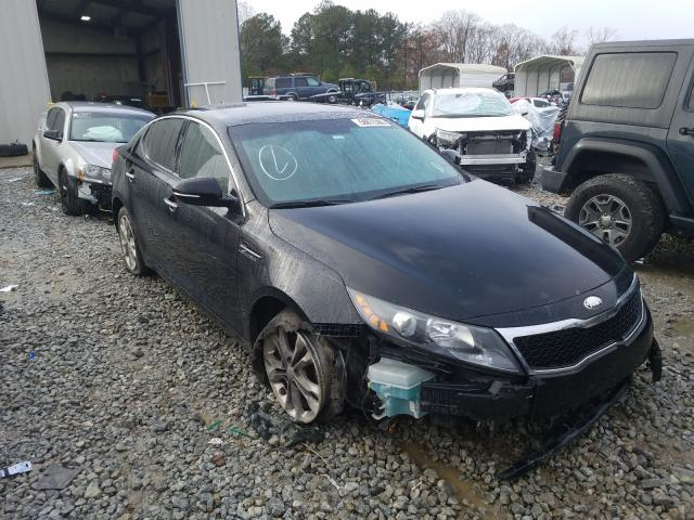 Salvage cars for sale from Copart Ellenwood, GA: 2013 KIA Optima EX
