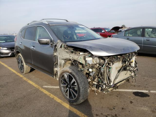 Salvage cars for sale from Copart Sacramento, CA: 2019 Nissan Rogue S