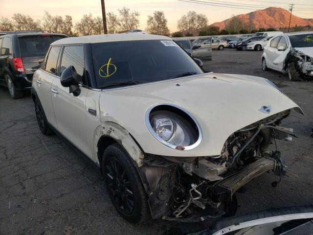Salvage cars for sale from Copart Colton, CA: 2018 Mini Cooper