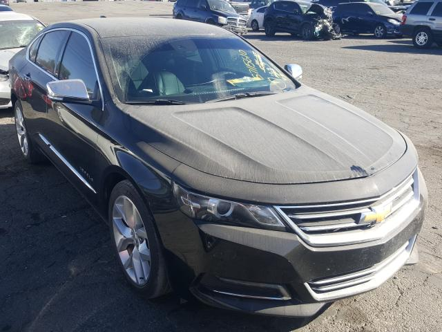 Salvage cars for sale from Copart Colton, CA: 2017 Chevrolet Impala PRE