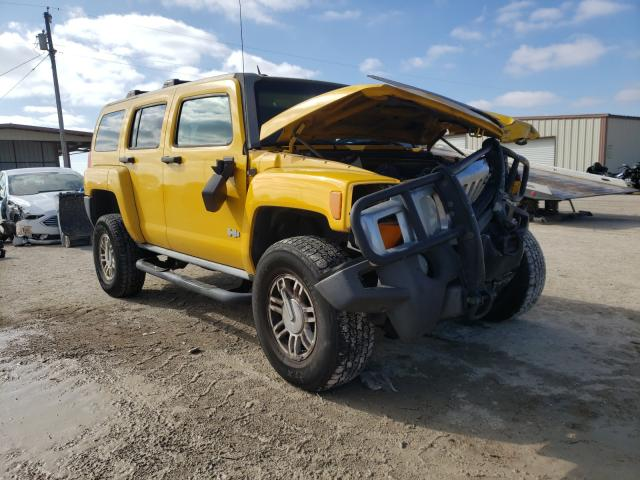 Salvage cars for sale from Copart Temple, TX: 2007 Hummer H3