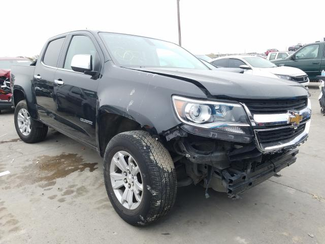 Salvage cars for sale from Copart Grand Prairie, TX: 2016 Chevrolet Colorado L