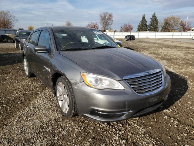 Chrysler 200 salvage cars for sale: 2013 Chrysler 200