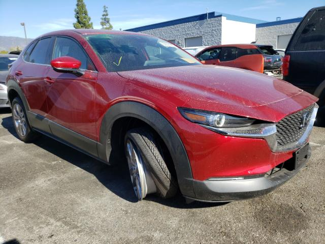 Salvage cars for sale from Copart Rancho Cucamonga, CA: 2020 Mazda CX-30 Sele