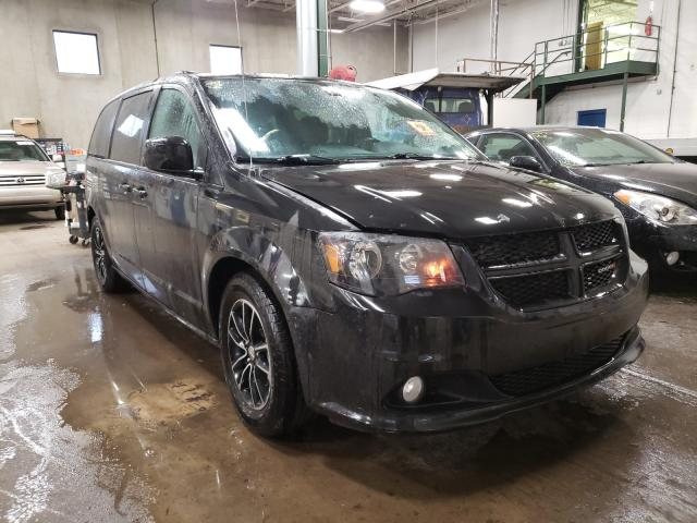 Salvage cars for sale from Copart Blaine, MN: 2018 Dodge Grand Caravan