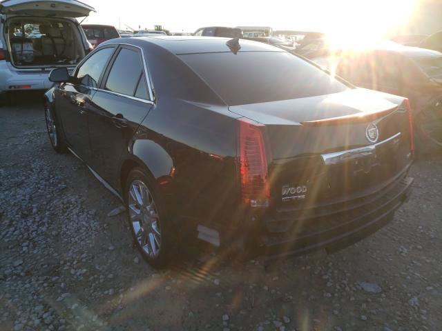 купить 2012 Cadillac Cts Premiu 3.6L 1G6DP5E35C0106660