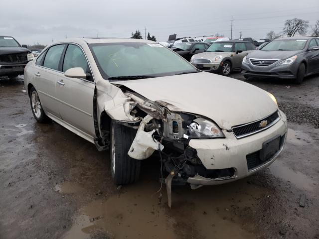Salvage cars for sale from Copart Eugene, OR: 2012 Chevrolet Impala LTZ