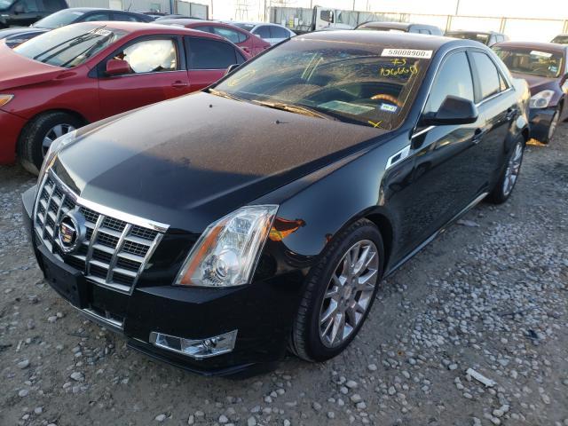 из сша 2012 Cadillac Cts Premiu 3.6L 1G6DP5E35C0106660