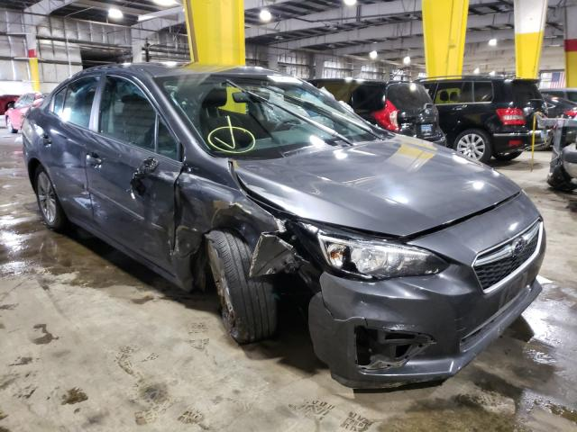 Subaru salvage cars for sale: 2018 Subaru Impreza PR