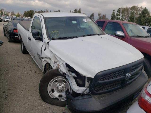Salvage cars for sale from Copart Rancho Cucamonga, CA: 2020 Dodge RAM 1500 Class