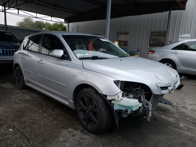 Salvage cars for sale from Copart Orlando, FL: 2008 Mazda 3 Hatchbac