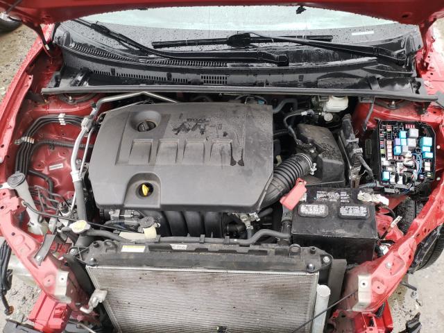 2T1BURHE0GC599953 2016 Toyota Corolla L 1.8L